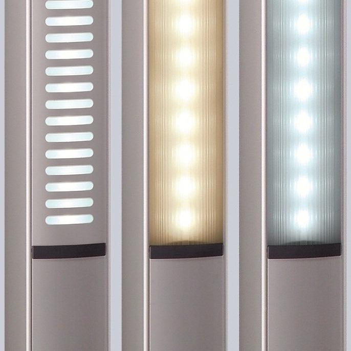 Hormann SLS LED Lighting Post