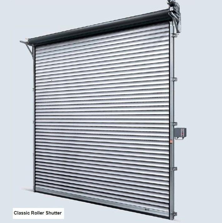 Roller Doors Product : Hormann hr a