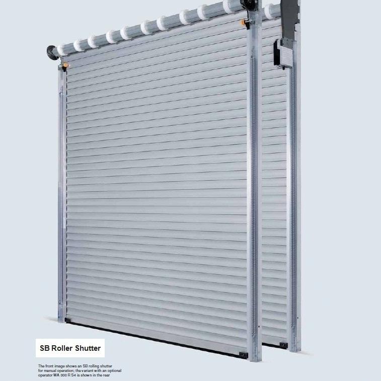 Roller Doors Product : Hormann decotherm s