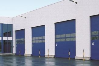 Industrial Doors At Asfordby Doors Door Specialists