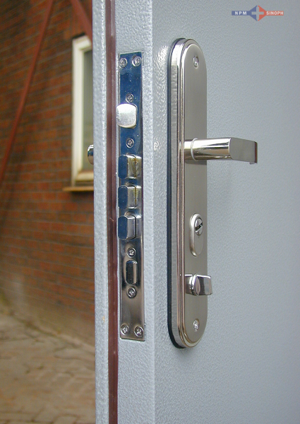 Single Multi Point Locking Door