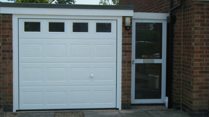 Prize Draw Door Fitted