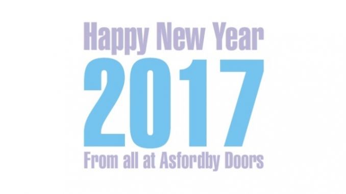 Happy New Year from all of us at Asfordby Doors