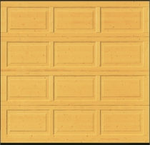 Hormann LTH Panel - 1. Panel Timber.