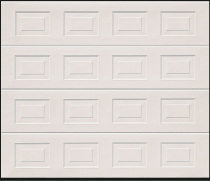 Hormann LTE Panel - 1. S-Panelled Sectional