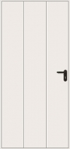 Hormann 2601 Elegance Side Door - 984-0612