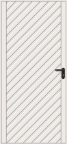 Hormann 2003 Chevron Side Door - Chevron